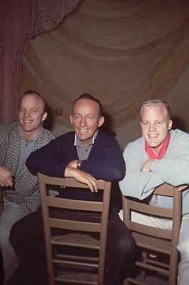 Bing Crosby And His Handsome Sons 8X10 Photo