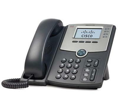 4 Line Ip Phone With Display Poe And Pc Port