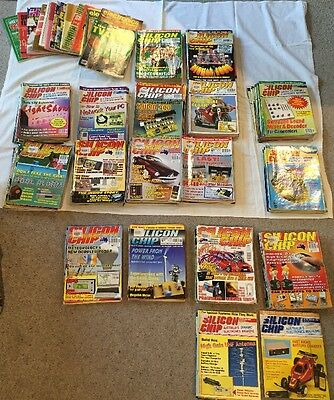 Silicon Chip Electronic Magazines Vintage Collection 1995-2010 Excellent Cond