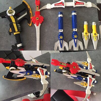 power rangers mighty morphin armes Megalaser
