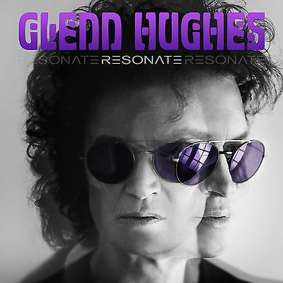Glenn Hughes - Resonate - Cd Jewelcase New Sealed 2016