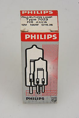 Philips 100W/12V, GY6,35 #7023