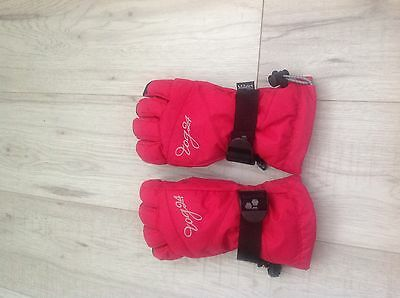 Children Tog24 Milatex Ski Gloves Size Large
