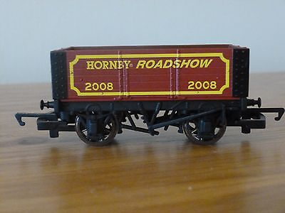 Hornby 00 Gauge Roadshow 2008 Limited Edition 6 Plank Open Wagon R.6426