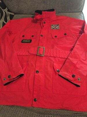 Barbour Jacket Age 12/13 XL Years Size 6-8