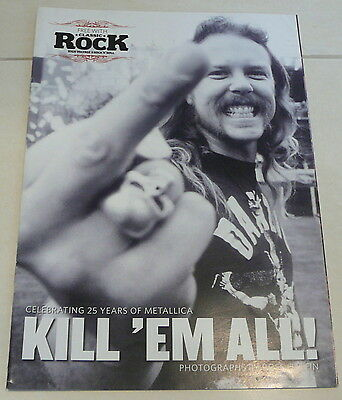 Classic Rock 28 Page Pull Out -  Metallica