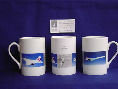 British Airways Concorde Mug By British Airways.