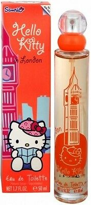 Hello Kitty In London Eau De Toilette 50 Ml
