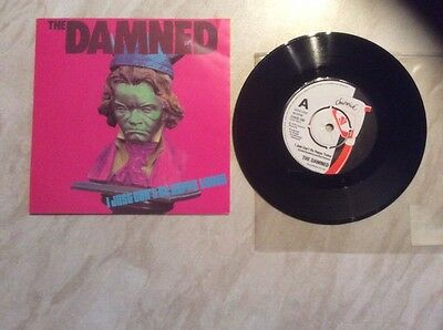 THE DAMNED - I Just Can't Be Happy RARE 'A' LABEL UK 7' PROMO