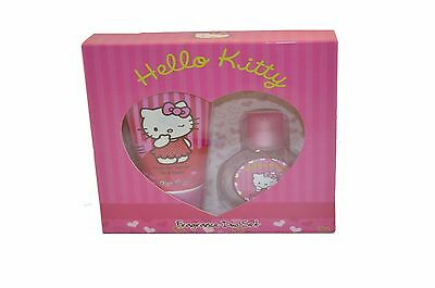 Hello Kitty Coffret Eau De Toilette 50 Ml + Gel Douche 150 Ml
