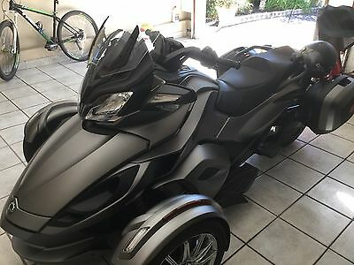 2014 Can-Am SPYDER ST LIMITED SE5  2014 Can Am Spyder St Limited