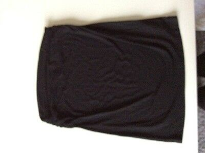 Gap maternity black skirt