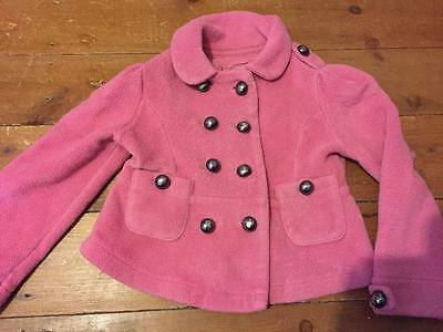 Girls age 2-3 years Smart NEXT Coat, pink, Good Condition!