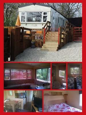 Static Caravan Holiday - West Wales, Pet Friendly last weeks for 2017 available