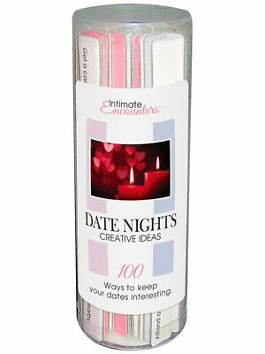 NEW Intimate Encounters - Date Nights Creative Ideas Sticks