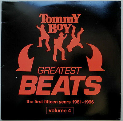 2 x LP US**VARIOUS - GREATEST BEATS - VOLUME 4 (TOMMY BOY '98)**24657
