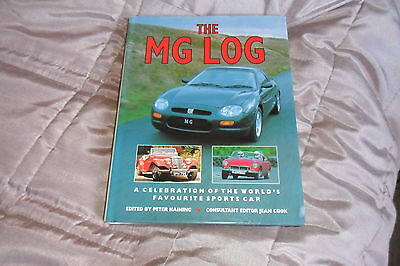 """""""The MG Log""""-Peter Haining / Jean Cook-1997"""