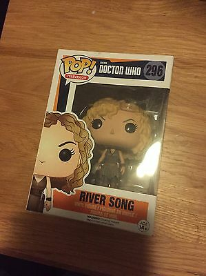 Dr Who Funko Pop River Song Figure