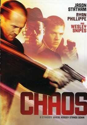 Chaos [New DVD] Ac-3/Dolby Digital, Dolby, Subtitled, Widescreen, Sensormatic,