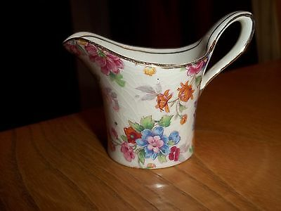 "ROYAL WINTON ""COTSWOLD"" CHINTZ CREAMER FROM BREAKFAST SET - 1950s"