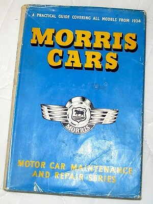 Practical Guide to Morris Cars