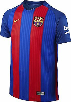 Nike maillot football Fc Barcelone  domicile neuf taille enfant