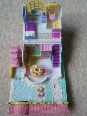 Vintage Polly Pocket - Grandma's Cottage - Watermill