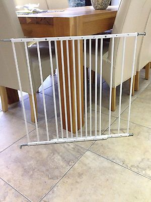 Adjustable Baby Stairgate