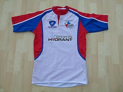 Pacific Islanders Match Worn Rugby Shirt /jersey/maillot--Rare!!