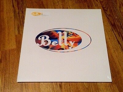BELLY  ~ Star ~ Limited Edition Gatefold Marbled White Vinyl 2LP + CD