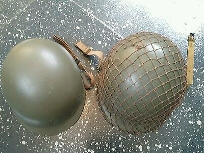 ww2 american helmet and liner will deliver locally