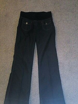 Next ladies maternity jeans size 6 (ref 260)