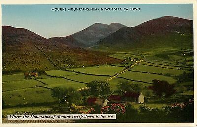 Mourne Mountains, Newcastle, Co. Down, Northern Ireland