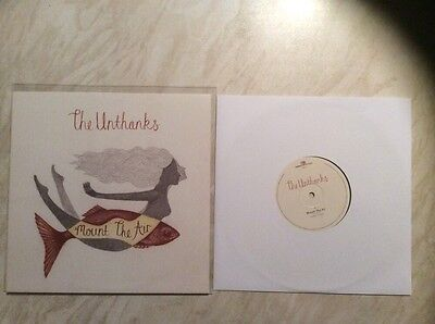 THE UNTHANKS - Mount The Air RARE SIGNED 10'