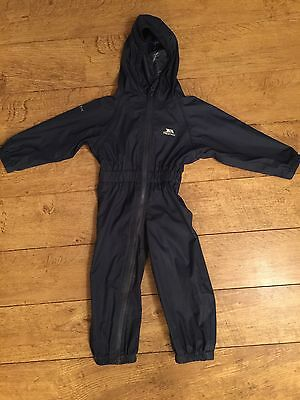 Children's Trespass Puddle Suit Age 2-3 Years