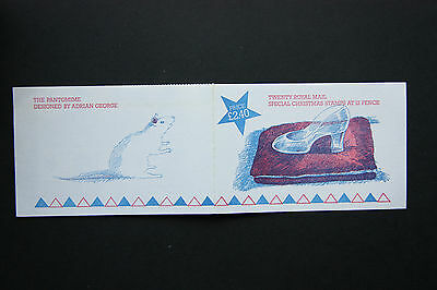 GB 1985 Christmas booklet FX8