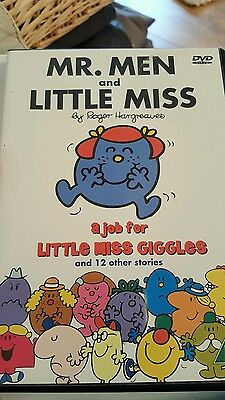 mr men and little miss dvd little miss giggles