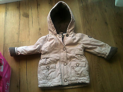 manteau hiver taille 18 mois fille