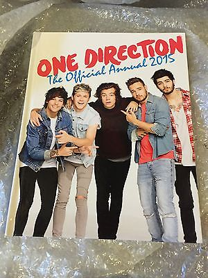 One Direction The Official Annual 2015