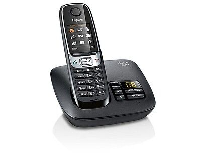 Gigaset C620A Digital  Cordless Phone with Answer Machine (TAM) - Refurbished