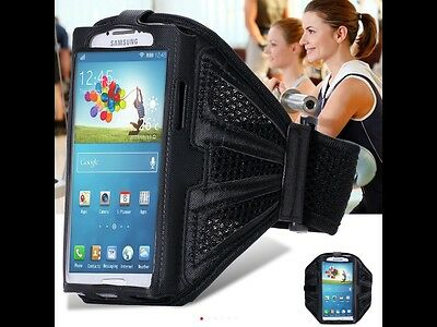 Waterproof Belt Phone Cover Workout Gym Running Sport Arm Band Case For Samsung