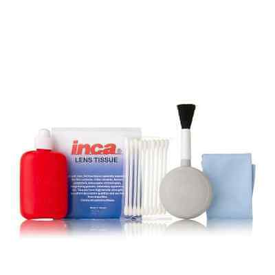 Inca 5 Piece Deluxe Camera & Lens Cleaning Kit