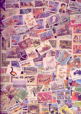 STAMP COLLECTION in MINT $100 WORTH OF MINT STAMPS   VERY CHEAP