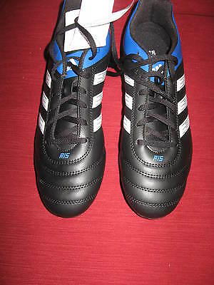 ADIDAS ~ R15 TRX SG ~ RUGBY BOOTS ~ Size 9.5 ~ NEW IN BOX