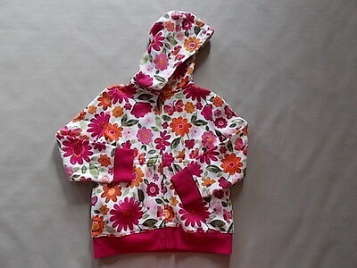 NWT Girl's Gymboree Butterfly Girl flower jacket hoodie coat ~ 5 6