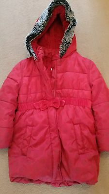 Marks and Spencers Girls Winter Coat