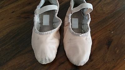 Bloch Prolite Ballet Shoes Size 4A