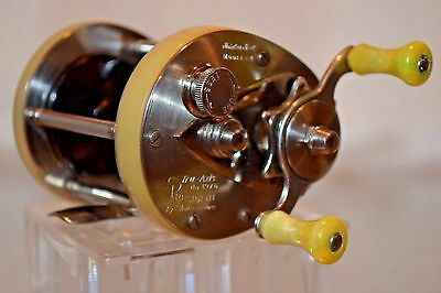 Rare Old Vintage Fishing Rod Reel Shakespeare President 1976Ea Collectible Lure