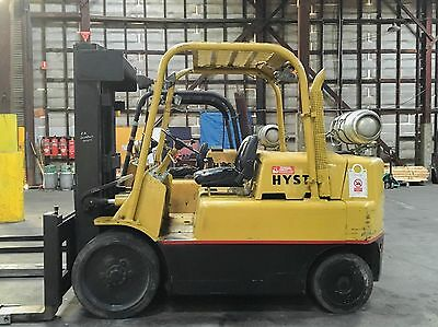 Hyster 7 Tonne Forklift w/ Container Mast