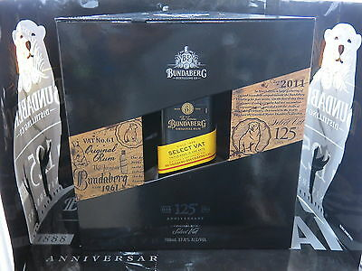 Bundaberg Rum Select Vat 55 Rum 125th Anniversary Gift Pack 700mL Limited Rel